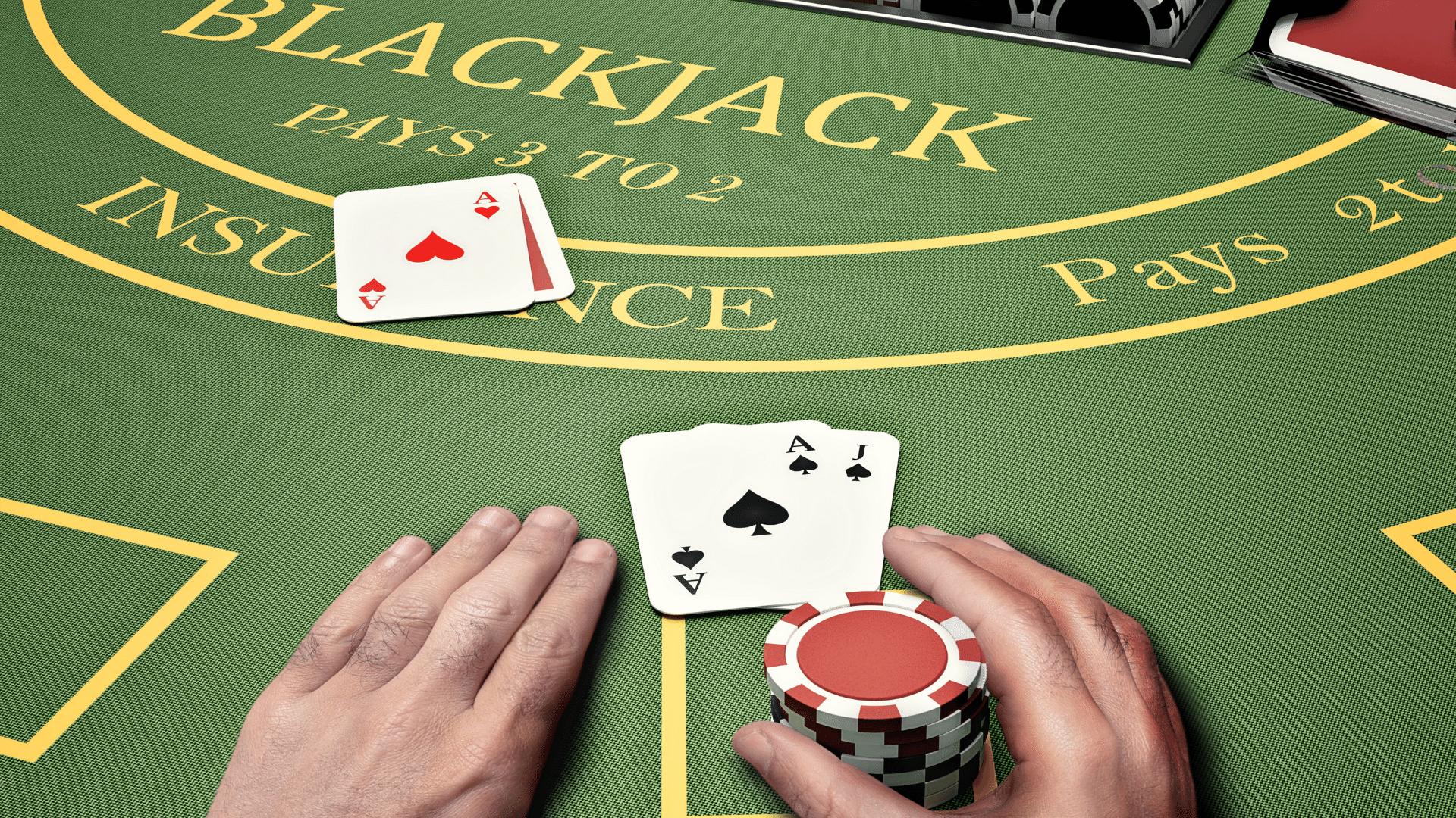 Vet skillnaden: Blackjack Versus Poker!