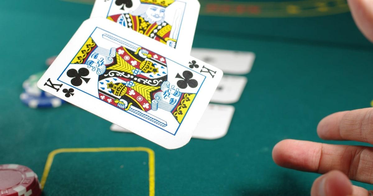 Mest spelade blackjackvarianter online
